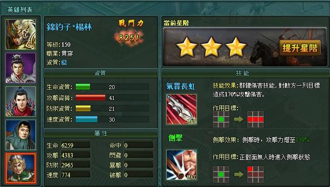水滸英雄楊林