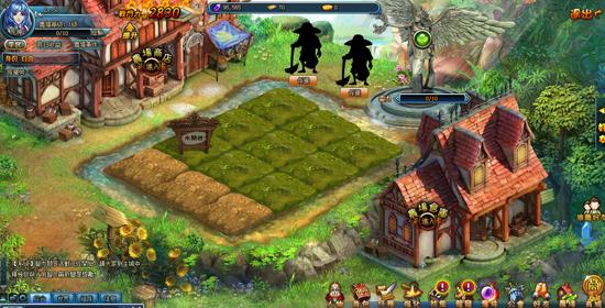 勇者之塔農場系統