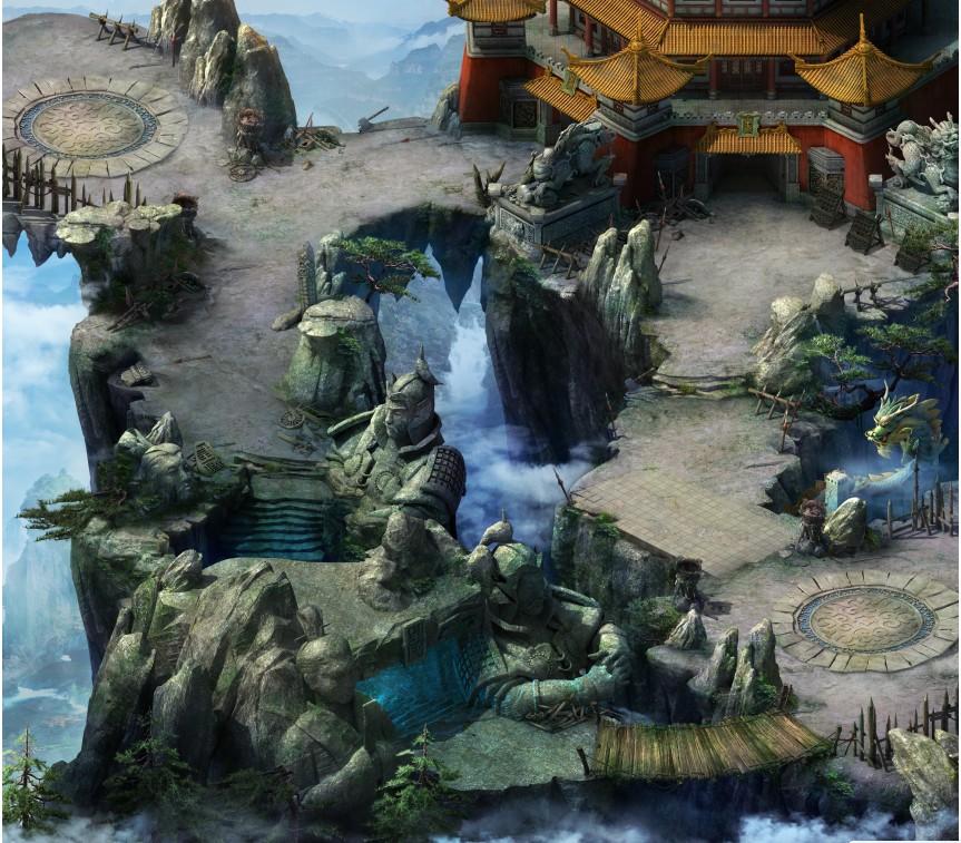 龍將Ⅱ皇城爭霸