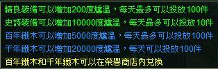 覓劍江湖之爐溫控制